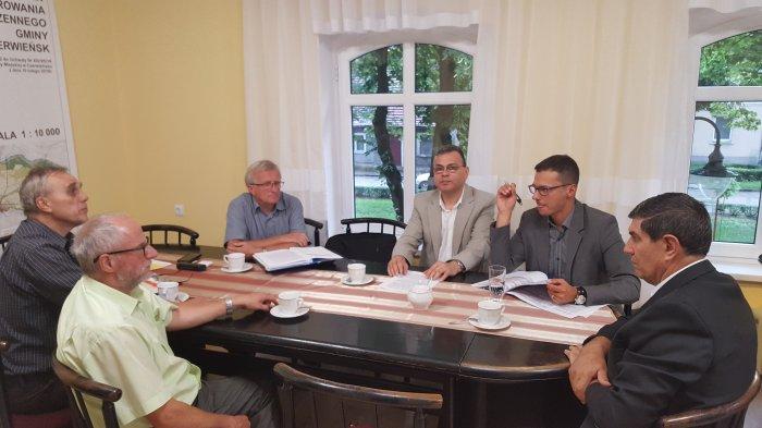 Spotkanie nt. dostosowania rozkładu jazdy pociągów przejeżdżających przez stację Czerwieńsk
