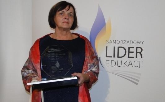 Gmina Czerwieńsk uhonorowana statuetką Srebrnego Samorządowego Lidera Edukacji 2014!